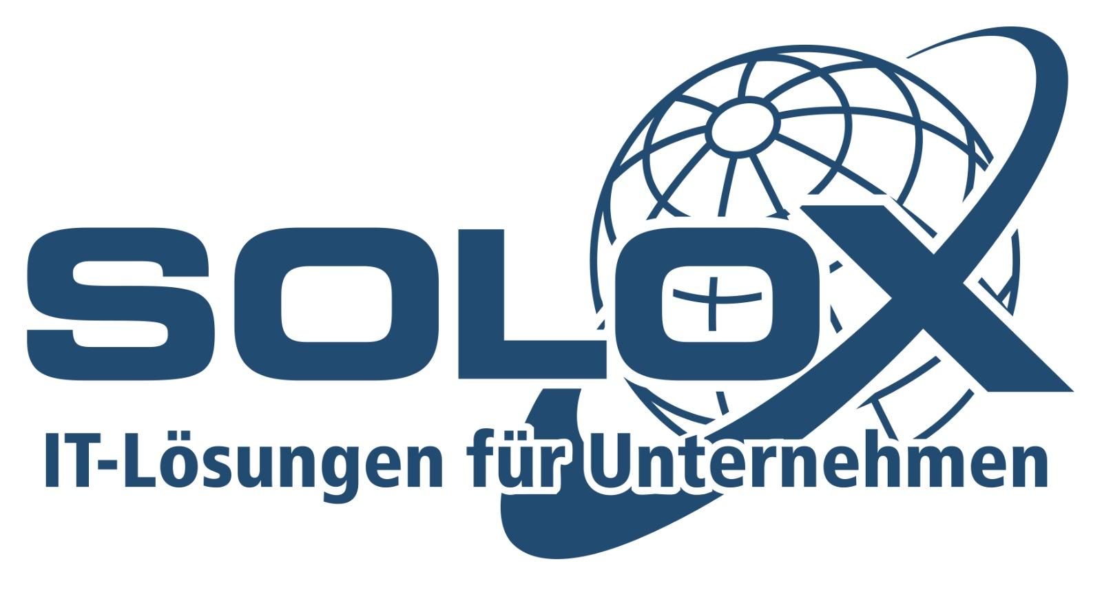 SOLOX - IT-Lösungen für Unternehmen – kompetent, schnell, zuverlässig.